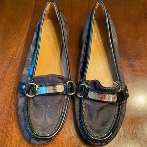 Genuine Coach Loafers - Like New!